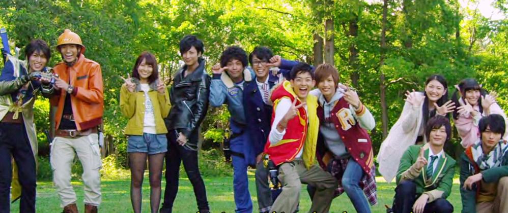 Super Sentai Movie & Special