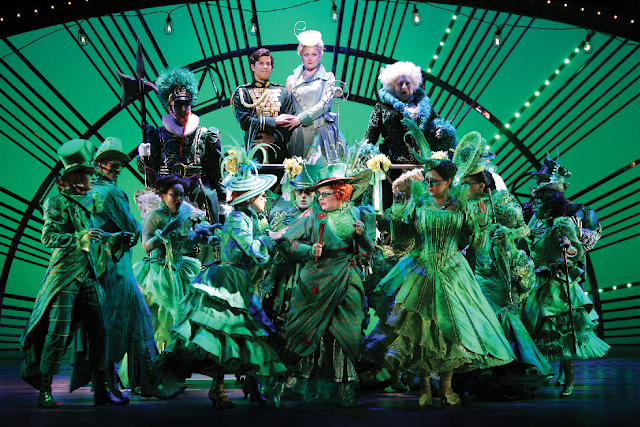 Musical Wicked na Broadway em Nova York