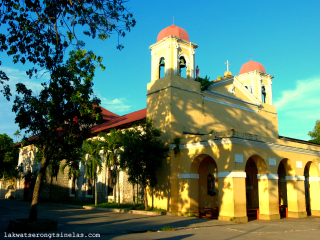 THE SHRINE OF OUR LADY OF CAYSASAY AND THE WELL OF STA. LUCIA