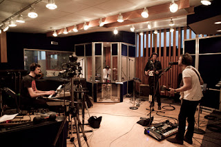 Band In Studio image