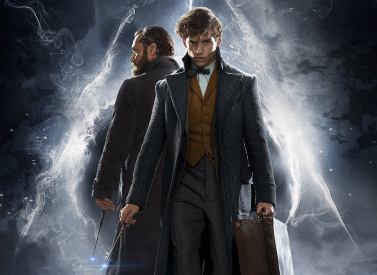 "The Official Trailer for ""Fantastic Beasts: The Crimes of Grindelwald"" Teaser Trailer Has Been Released!"