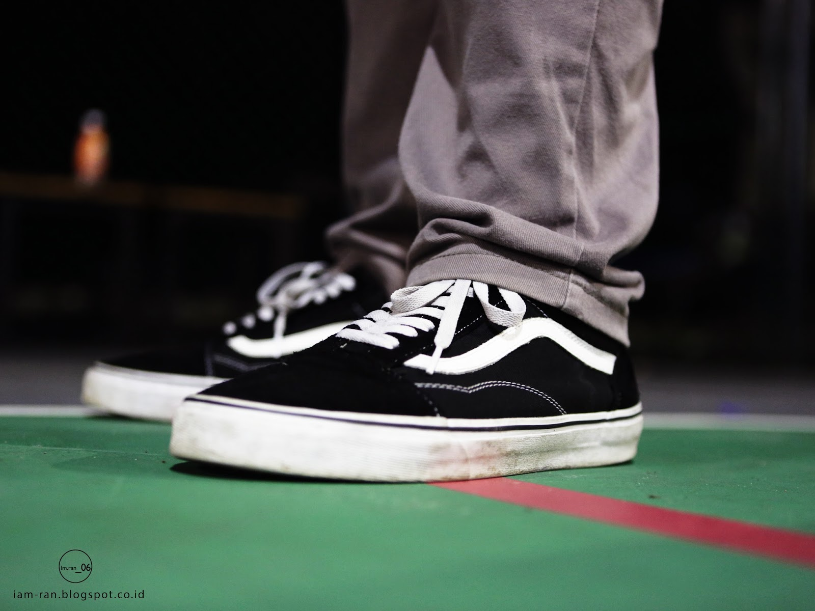 03e3034ac4a Sneakers   Vans old school classic black and white. Photo by   iam.ran06