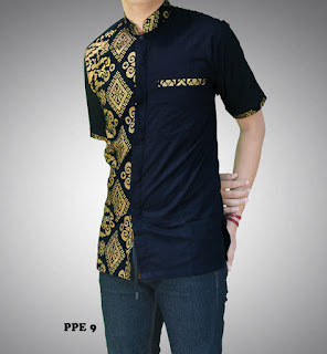 baju batik pria untuk lamaran