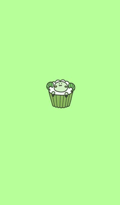 Sheep cupcake3