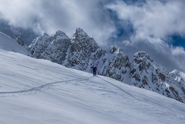 Skitour mit Freeride Inc. Austria