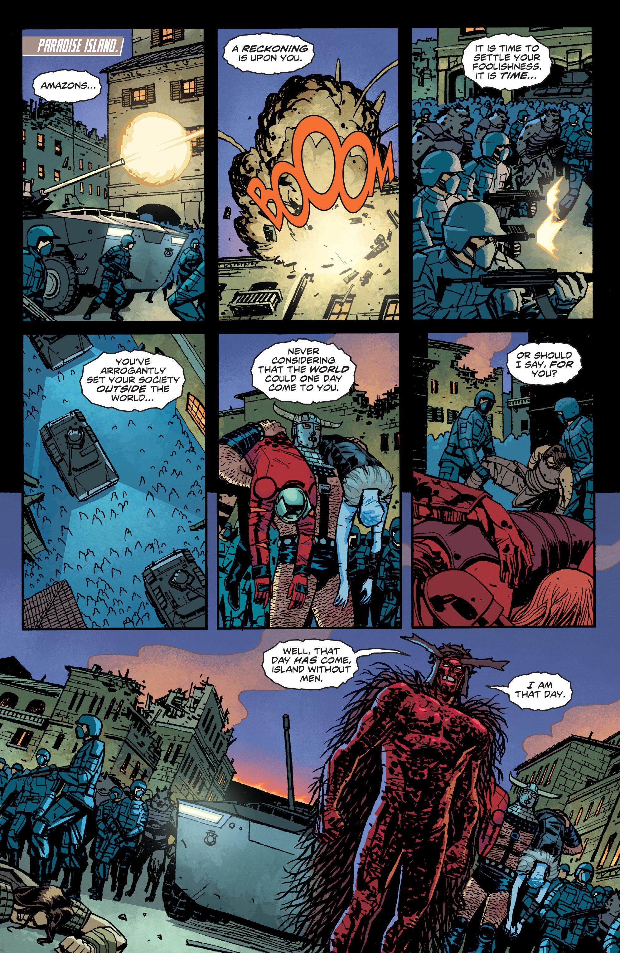 Read online Wonder Woman (2011) comic -  Issue #34 - 2