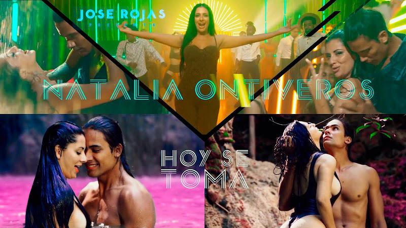 Natalia Ontiveros - ¨Hoy se toma¨ - Videoclip - Dirección: Jose Rojas. Portal del Vídeo Clip Cubano