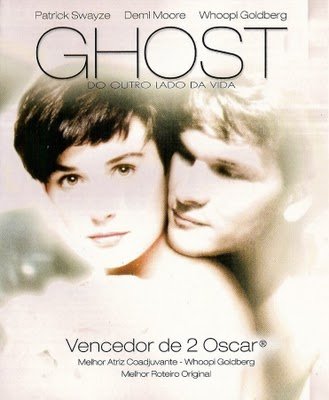 #TOP5 - Filmes: Meus Vintage - Ghost