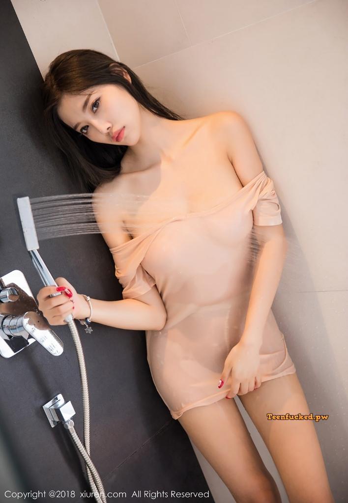 XIUREN No.1222 Yang Chen Chen sugar MrCong.com 063 wm - XIUREN No.1222: Người mẫu Yang Chen Chen (杨晨晨sugar) (81 ảnh)