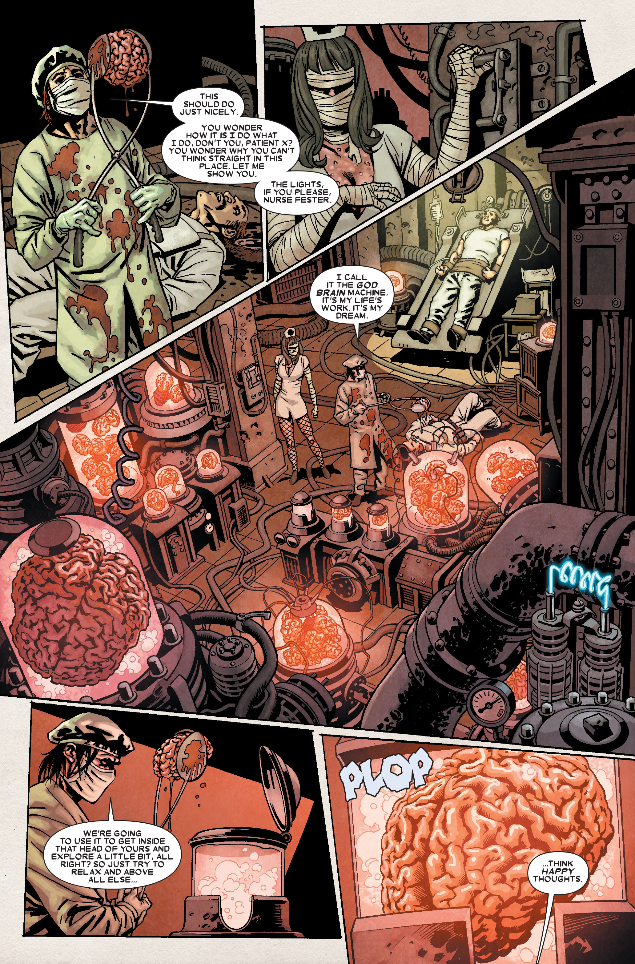 Read online Wolverine: Weapon X comic -  Issue #8 - 21