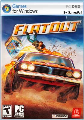 FlatOut PC [Full] Español [MEGA]