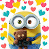 Iphone 9 Wallpaper Minions 2019, Official iOS 9 Wallpaper Minion Housemaid wallpaper, Despicable Me Minions Iphone 9 Wallpaper