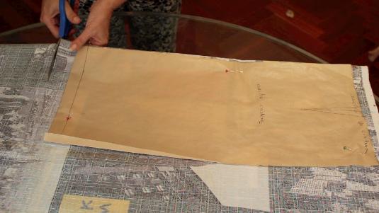 Aprender a coser faldas cortar faldas. Blog de moda, costura y diy.