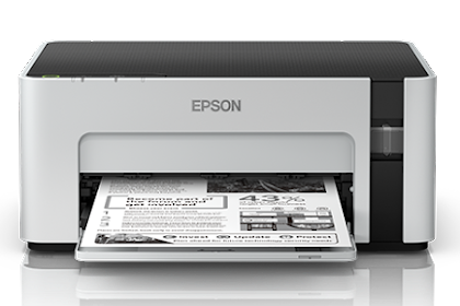 Epson EcoTank M1100 Driver Download Windows, Mac, Linux