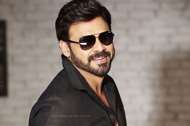 Venkatesh Singing A Song For Guru Movie
