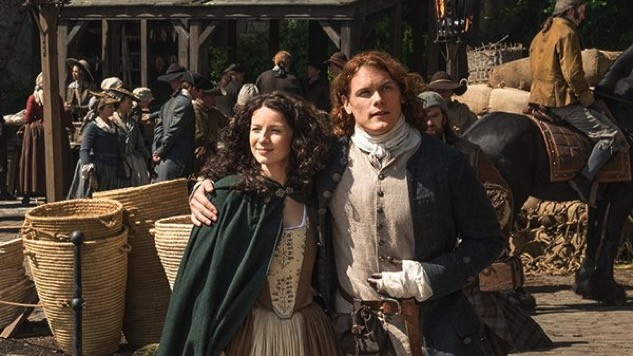 "2x01 ""Through a Glass, Darkly"" de 'Outlander'"