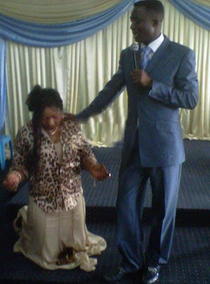 Eucharia Anunobi In Sex Scandal With Her Pastor, Apostle Psalm Okpe