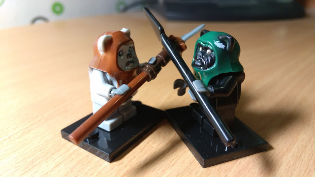 Эвоки, фигурки лего, звездные войны, купить, Star Wars