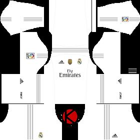 Real Madrid Kits 2015 2016 Dream League Soccer Kuchalana