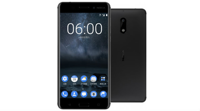 Nokia 6 First Android Smartphone in 2017 - Specs, Price & Release Date