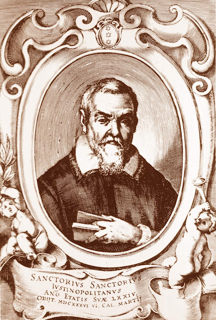 Venetian physician Santorio had a key role in shaping early modern chemistry