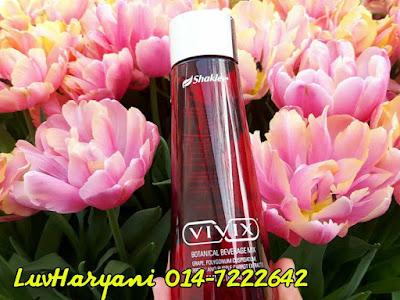 Vivix Di Patenkan