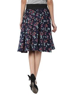 Shopping Fever Women's Skirt