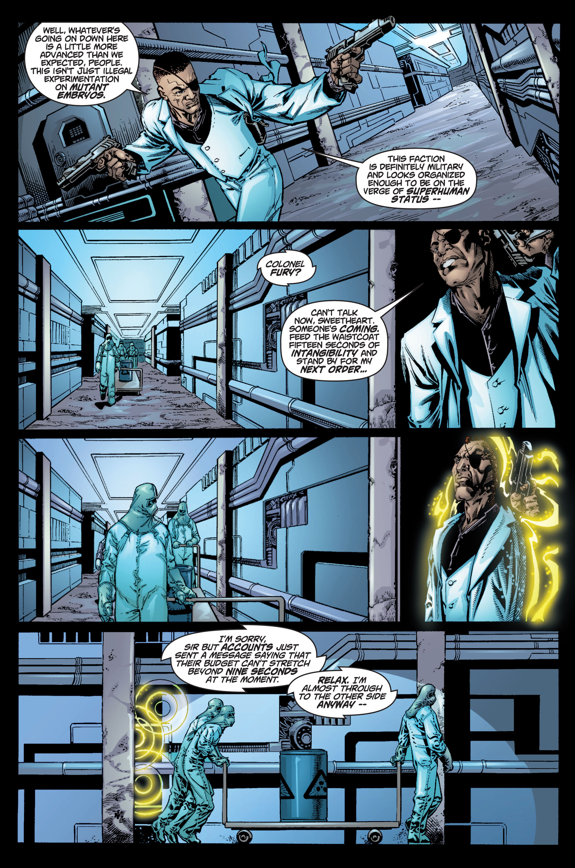 Read online Ultimate X-Men comic -  Issue #9 - 8