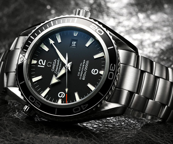 ZCT One Sixty Eight: Review: Omega Seamaster Planet Ocean XL