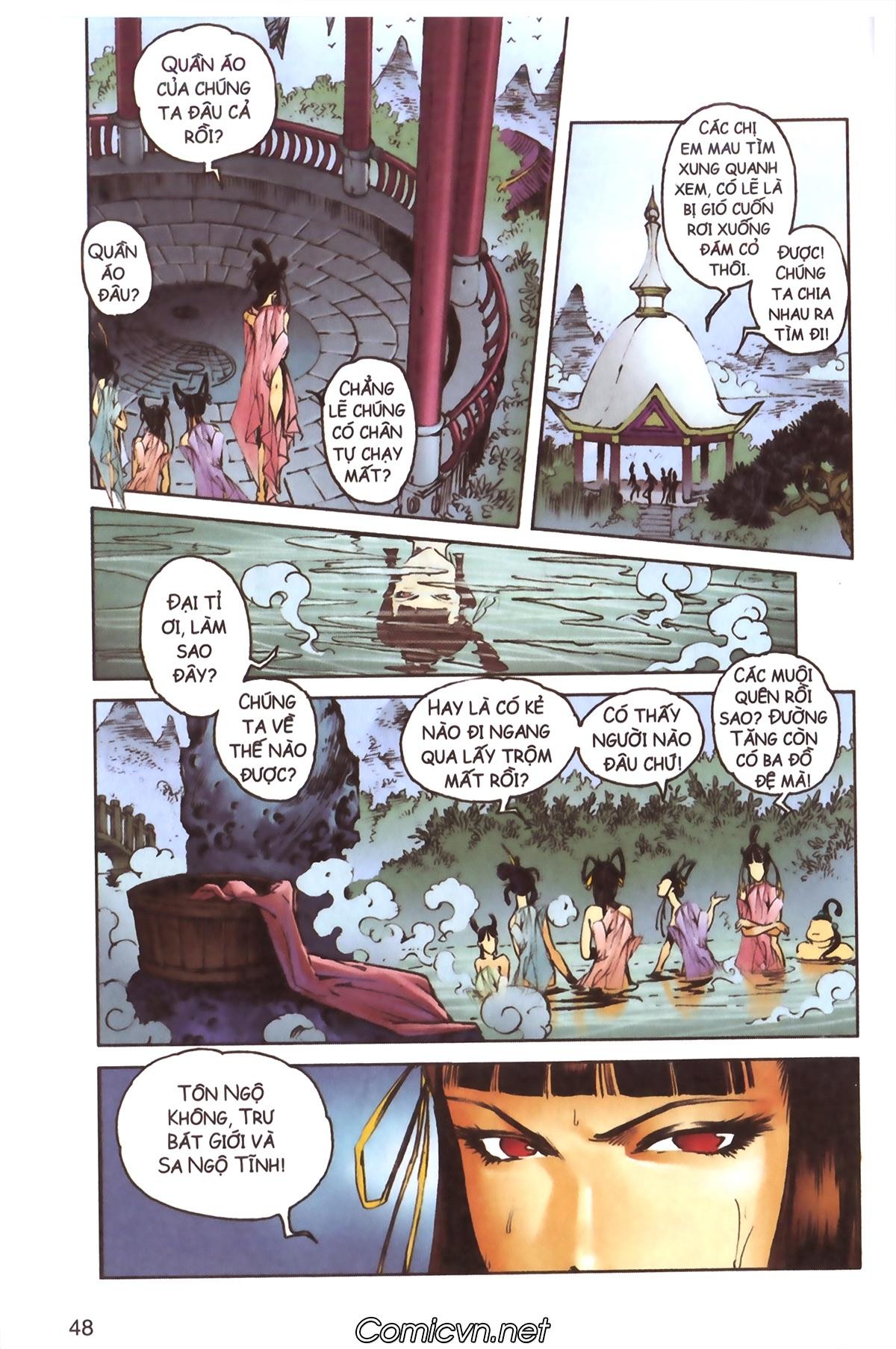 Tây Du Ký màu - Chapter 115 - Pic 14