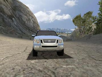 福特越野賽車,操作流暢的競速遊戲!