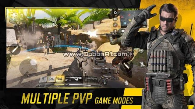 تحميل اقوى العاب الاكشن كول اوف ديوتي Call of Duty Mobile