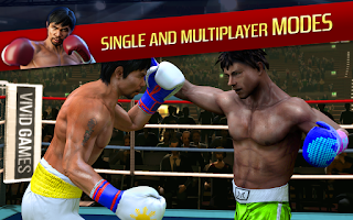 Real Boxing Manny Pacquiao Apk Mod v1.0.1 (Unlimited Money)