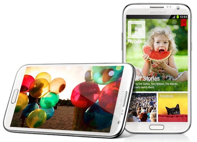 Harga dan Spesifikasi Samsung Galaxy Note II N7100 Terbaru