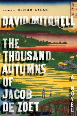 """The Thousand Autumns of Jacob de Zoet by David Mitchell - book cover"