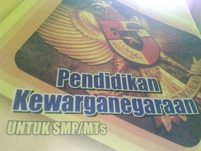 gambar Contoh Soal Ulangan Tengah Semester PKN Kelas IX Tahun Pelajaran 2016/2017