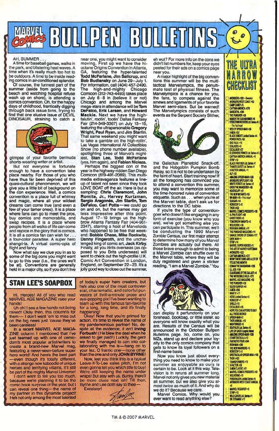 Read online Silver Surfer (1987) comic -  Issue #41 - 28