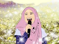 Relawan Marketing Online Arafah Rianti, Komika Absurd Asal Depok