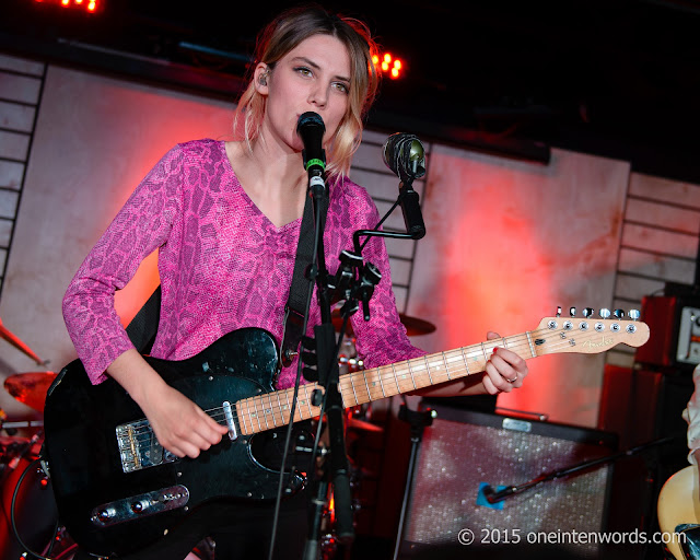 Wolf Alice at Adelaide Hall October 3, 2015 Photo by John at One In Ten Words oneintenwords.com toronto indie alternative music blog concert photography pictures