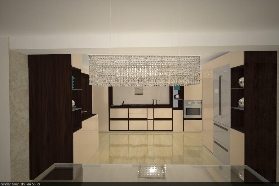 design interior bucatarie moderna constanta