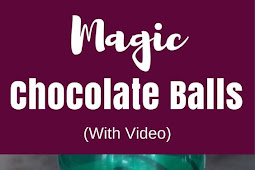 Easy Melting Chocolate Ball
