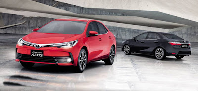 2019 Toyota Corolla Altis Specs, Release Date, And Price