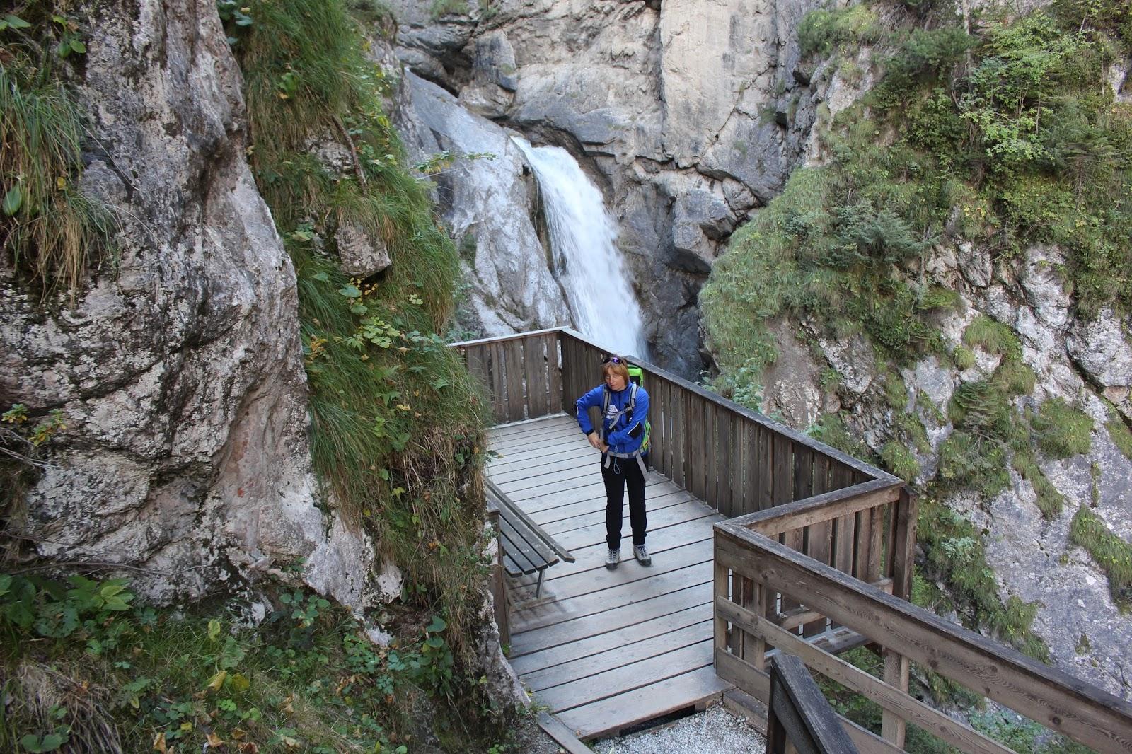Klettersteig Osttirol : Madonnen klettersteig c lienzer dolomiten osttirol