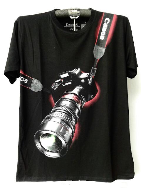 Jual Baju Kaos Distro warna hitam D2R05
