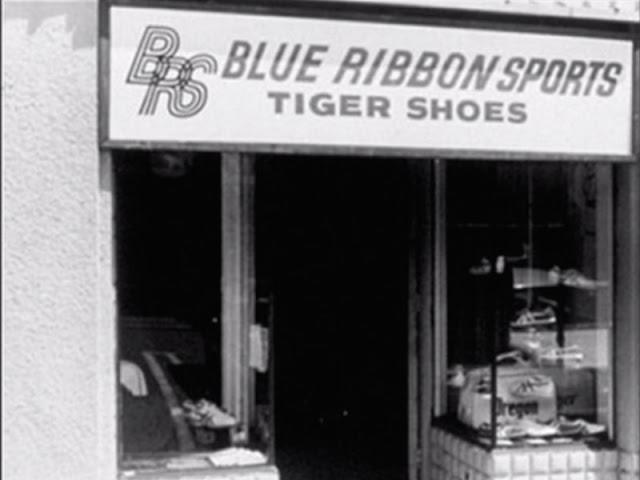 A empresa foi fundada com apenas   1.200 no banco. Ela foi criada por Bill  Bowerman - um treinador da trilha-e-campo - e Phil Knight 1e329454c23