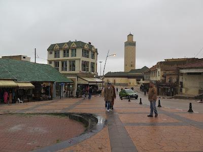 Plaza de Azrou