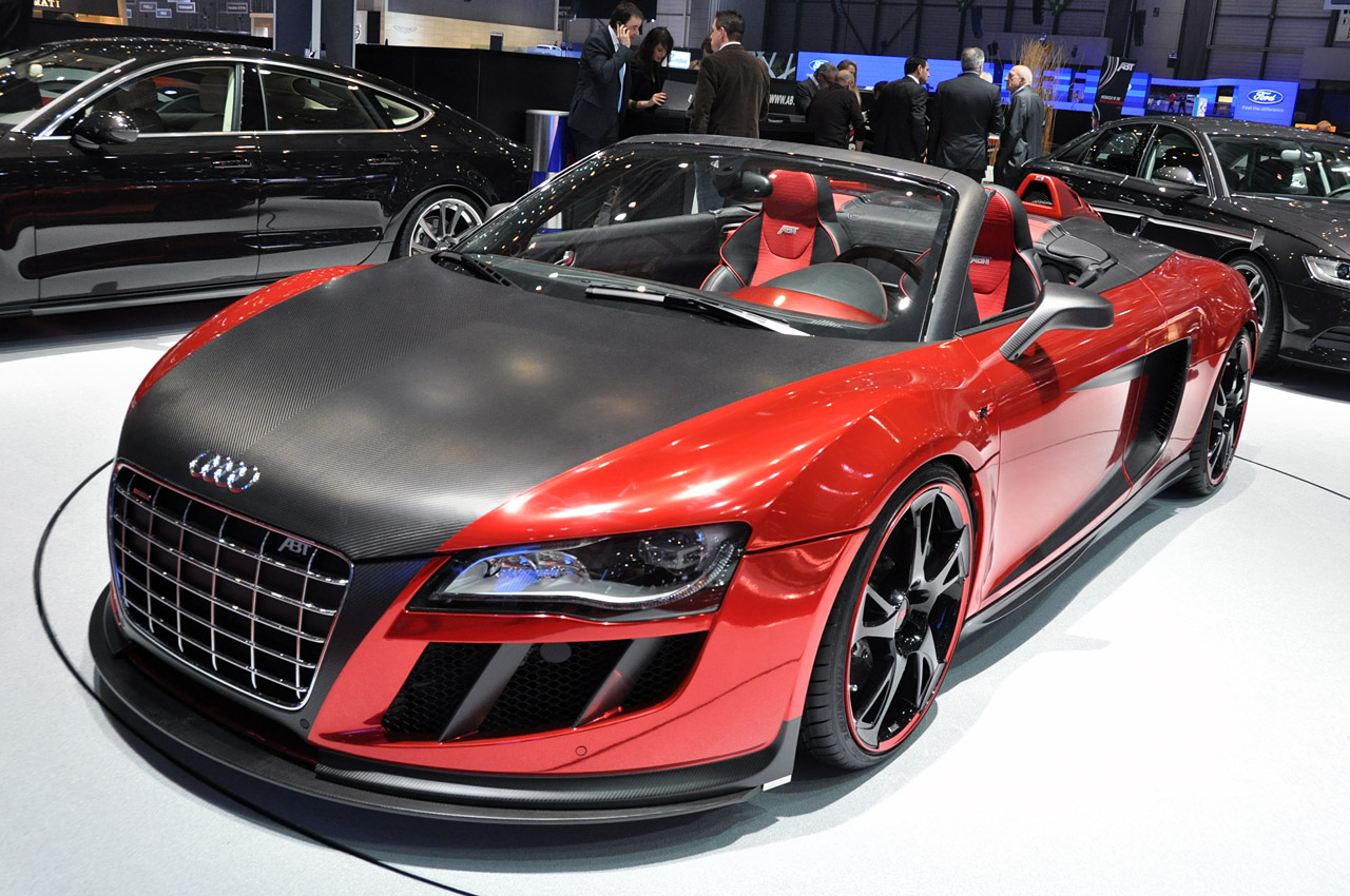 Sport Cars Abt Audi R8 Gt 2011 Good Car
