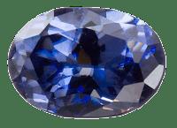 gema de benitoita - foro de minerales