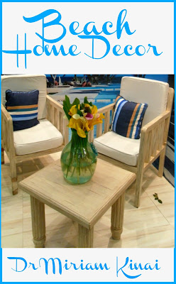 Beach Home Decor uses color pictures and clear explanations to teach you five key interior decorating ingredients so that you can choose home decor accents that are appropriate for a coastal home decoration theme.  This interior design book also contains practical examples showing you how to decorate a living room, bedroom and bathroom with a beach home decor theme and make it five dimensional.