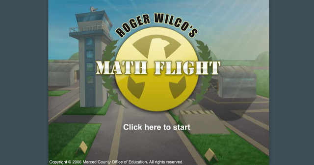 MCOE Flight Math game